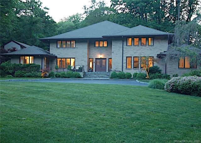 180 Hunting Ridge Road, Stamford, CT 06903 (MLS #170299521) :: The Higgins Group - The CT Home Finder