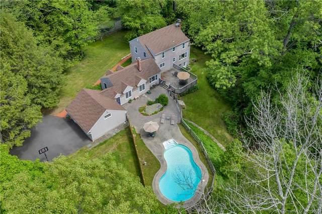 19 High Ridge Road, Redding, CT 06896 (MLS #170299554) :: Michael & Associates Premium Properties | MAPP TEAM