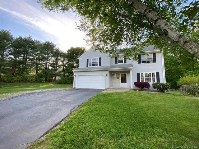 23 Village Lane, Hebron, CT 06231 (MLS #170299572) :: Anytime Realty