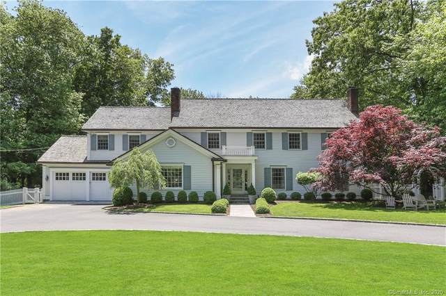 6 Knollwood Lane, Darien, CT 06820 (MLS #170299605) :: The Higgins Group - The CT Home Finder