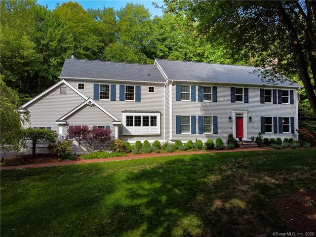 23 Wicks End Lane, Wilton, CT 06897 (MLS #170299610) :: The Higgins Group - The CT Home Finder
