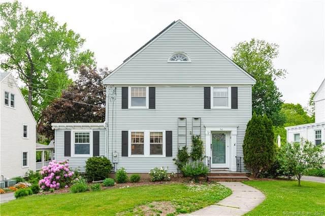60 Linnard Road, West Hartford, CT 06107 (MLS #170299622) :: Spectrum Real Estate Consultants