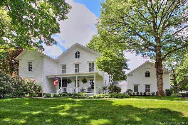 17 North Avenue, Westport, CT 06880 (MLS #170299654) :: The Higgins Group - The CT Home Finder