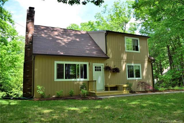 159 Janeway Drive, Guilford, CT 06437 (MLS #170299665) :: Spectrum Real Estate Consultants