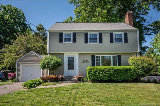 94 Bentwood Road, West Hartford, CT 06107 (MLS #170299750) :: The Higgins Group - The CT Home Finder