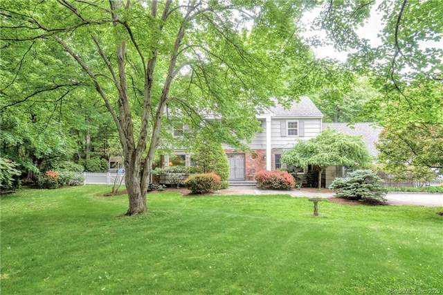 80 Fawnfield Road, Stamford, CT 06903 (MLS #170299804) :: The Higgins Group - The CT Home Finder