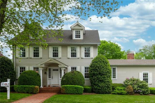19 Academy Street, Darien, CT 06820 (MLS #170299832) :: The Higgins Group - The CT Home Finder