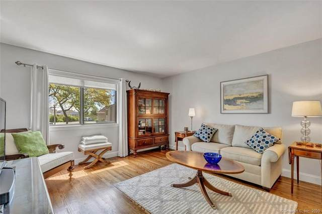 156 Sandy Point Road #156, Old Saybrook, CT 06475 (MLS #170299882) :: The Higgins Group - The CT Home Finder