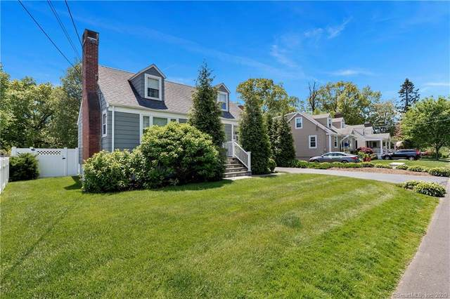 35 Cummings Avenue, Fairfield, CT 06824 (MLS #170299927) :: The Higgins Group - The CT Home Finder