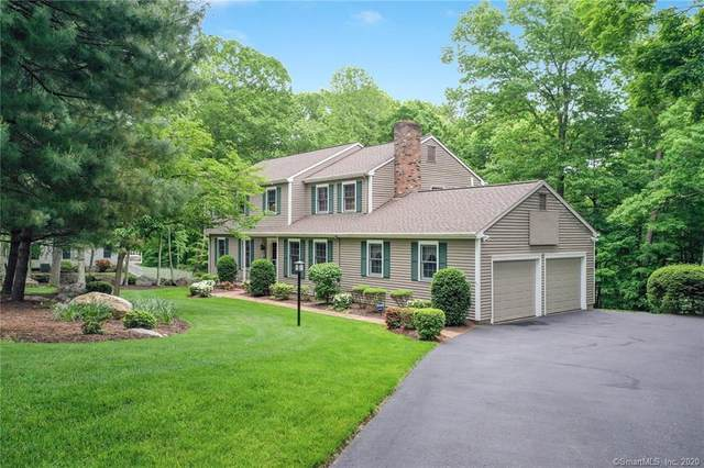 66 Coventry Lane, Trumbull, CT 06611 (MLS #170299977) :: The Higgins Group - The CT Home Finder