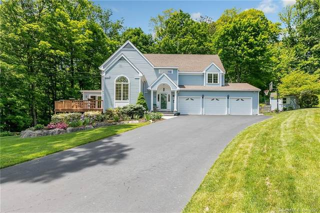 438 Wheeler Park Avenue, Fairfield, CT 06825 (MLS #170299989) :: The Higgins Group - The CT Home Finder