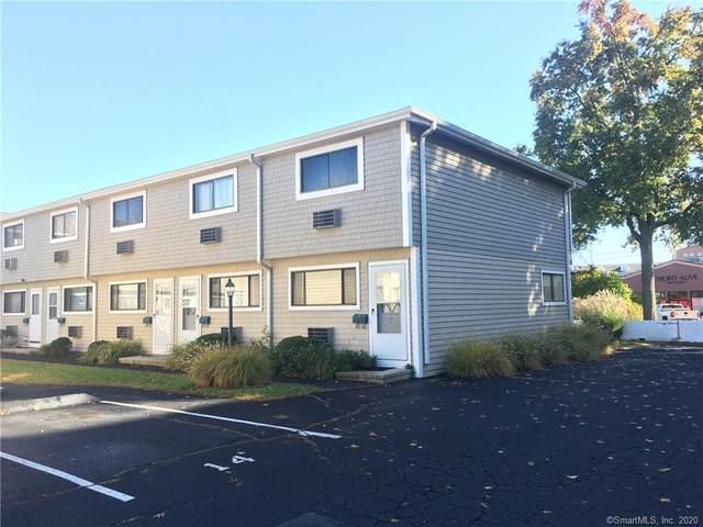 7 Arch Street #1, Norwalk, CT 06854 (MLS #170299998) :: Spectrum Real Estate Consultants