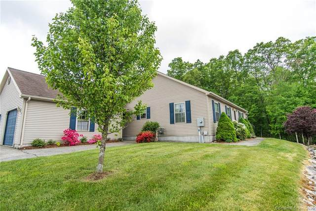 4 Oriole Drive #4, Killingly, CT 06239 (MLS #170300008) :: Anytime Realty