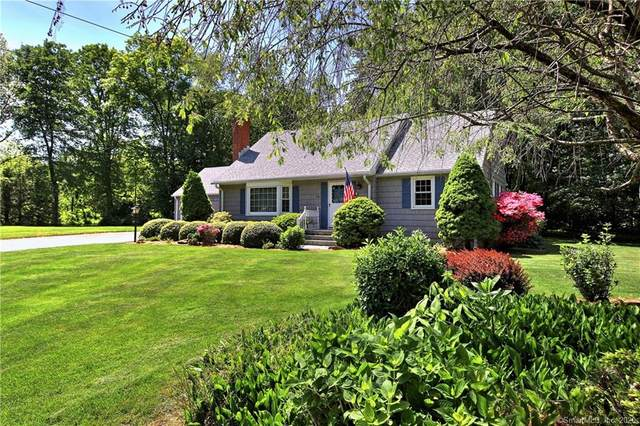 10 Musket Hill Lane, Milford, CT 06461 (MLS #170300012) :: The Higgins Group - The CT Home Finder