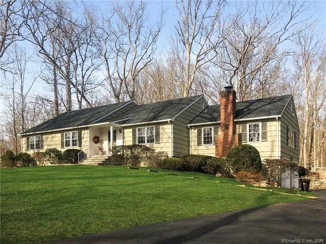 36 Glenwood Road, Weston, CT 06883 (MLS #170300048) :: The Higgins Group - The CT Home Finder