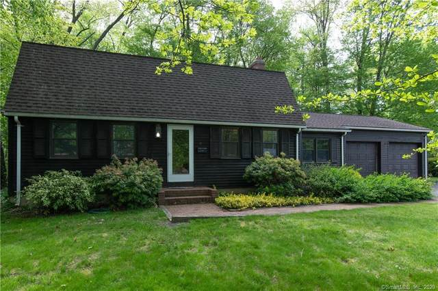 10 Red Coat Lane, Farmington, CT 06085 (MLS #170300137) :: Hergenrother Realty Group Connecticut