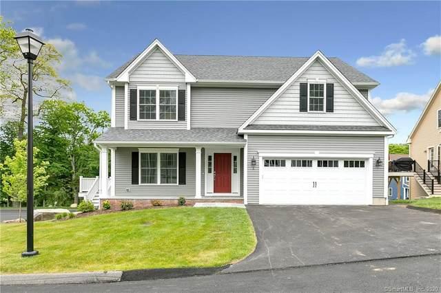 1 White Tail Lane, Shelton, CT 06484 (MLS #170300138) :: Michael & Associates Premium Properties   MAPP TEAM