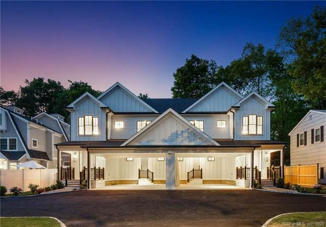 36 Cassidy Park, Greenwich, CT 06830 (MLS #170300162) :: Michael & Associates Premium Properties | MAPP TEAM