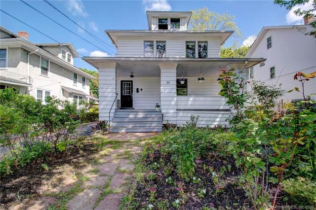 22 Keeney Avenue, West Hartford, CT 06107 (MLS #170300189) :: The Higgins Group - The CT Home Finder