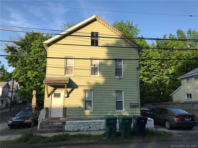 31 William Street, Danbury, CT 06810 (MLS #170300216) :: The Higgins Group - The CT Home Finder