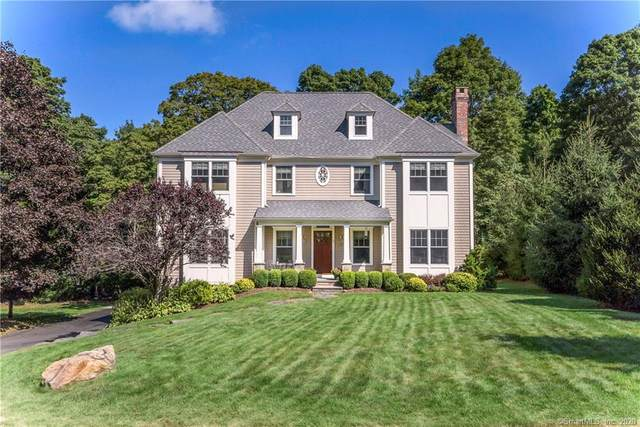 5 Ginos Way, Ridgefield, CT 06877 (MLS #170300218) :: The Higgins Group - The CT Home Finder