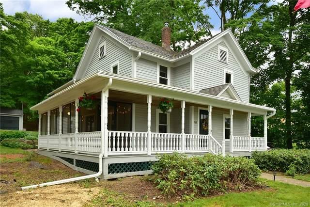 46 Ellington Avenue, Ellington, CT 06029 (MLS #170300226) :: The Higgins Group - The CT Home Finder