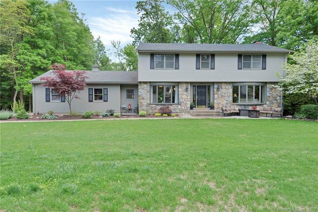 50 Rainbow Trail, South Windsor, CT 06074 (MLS #170300238) :: Hergenrother Realty Group Connecticut