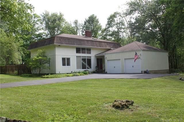 45 Sullivan Drive, Redding, CT 06896 (MLS #170300251) :: Carbutti & Co Realtors