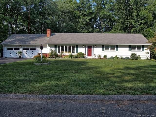 46 Suzanne Circle, Trumbull, CT 06611 (MLS #170300273) :: Spectrum Real Estate Consultants