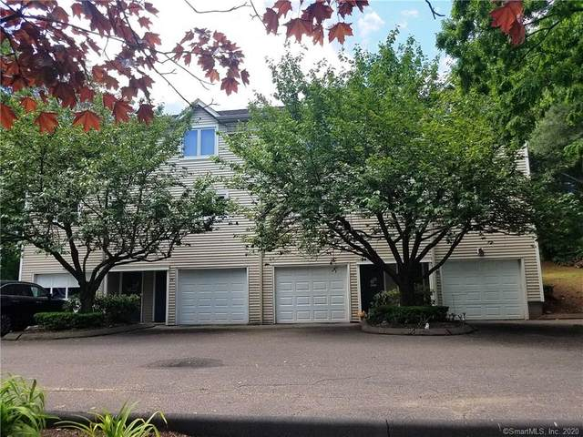 245 E Woodland Street #35, Meriden, CT 06492 (MLS #170300287) :: Spectrum Real Estate Consultants