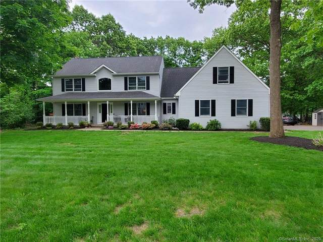 75 Washington Drive, Southington, CT 06489 (MLS #170300289) :: Hergenrother Realty Group Connecticut