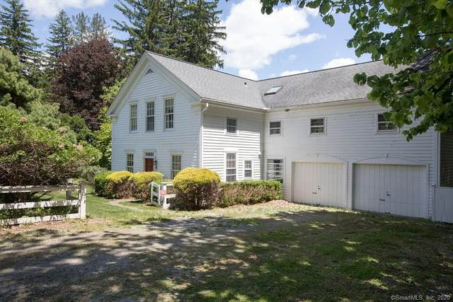 28 White Hollow Road, Salisbury, CT 06039 (MLS #170300295) :: Around Town Real Estate Team