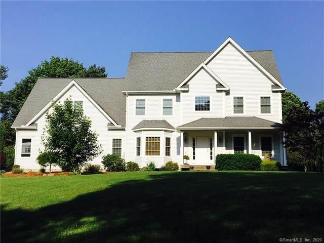 29 Shores Drive, Tolland, CT 06084 (MLS #170300326) :: Michael & Associates Premium Properties | MAPP TEAM