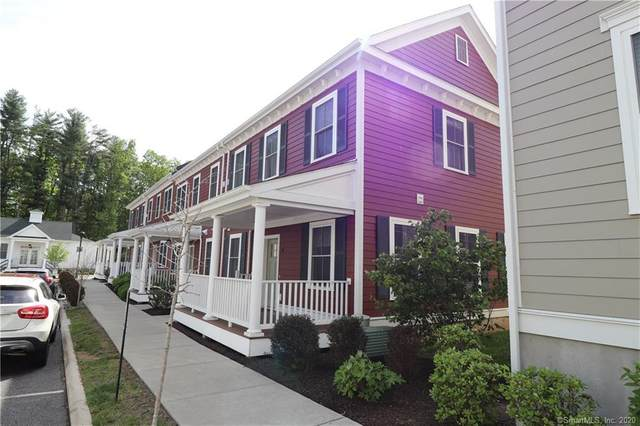10 Sherwood Street #10, Mansfield, CT 06250 (MLS #170300378) :: The Higgins Group - The CT Home Finder