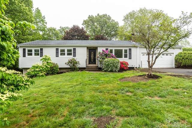85 Randall Drive, Trumbull, CT 06611 (MLS #170300443) :: The Higgins Group - The CT Home Finder