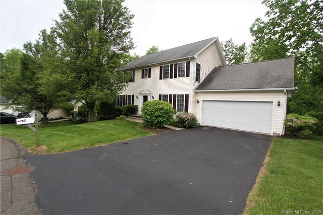 45 Pocono Lane #8, Danbury, CT 06810 (MLS #170300447) :: The Higgins Group - The CT Home Finder