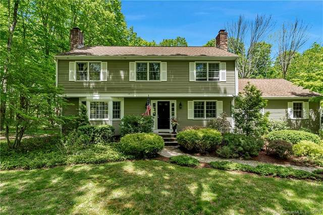 4 Dodgingtown Road, Redding, CT 06896 (MLS #170300468) :: The Higgins Group - The CT Home Finder