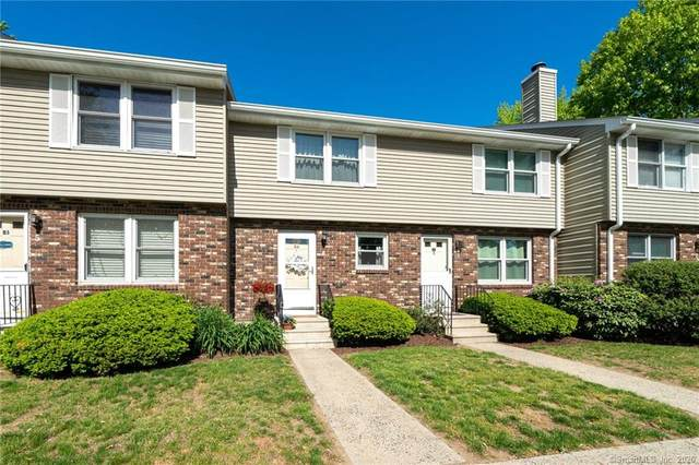 4 Saint Marc Circle B, South Windsor, CT 06074 (MLS #170300474) :: Hergenrother Realty Group Connecticut