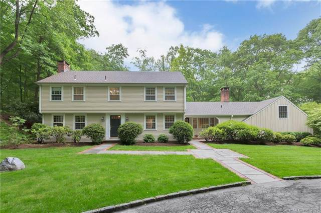 26 Heritage Lane, Weston, CT 06883 (MLS #170300486) :: The Higgins Group - The CT Home Finder