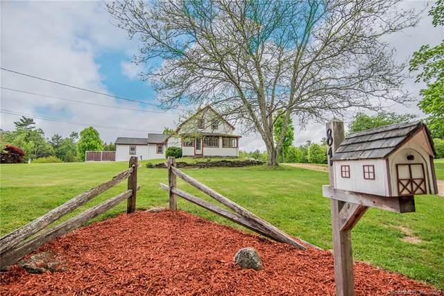 81 Kozey Road, Eastford, CT 06242 (MLS #170300491) :: Anytime Realty