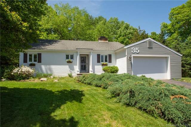 35 Rundelane, Bloomfield, CT 06002 (MLS #170300501) :: The Higgins Group - The CT Home Finder