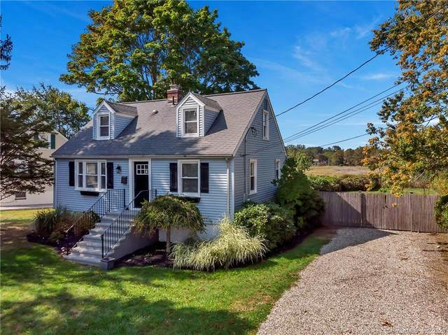 12 Welch Terrace, Fairfield, CT 06824 (MLS #170300503) :: Michael & Associates Premium Properties | MAPP TEAM