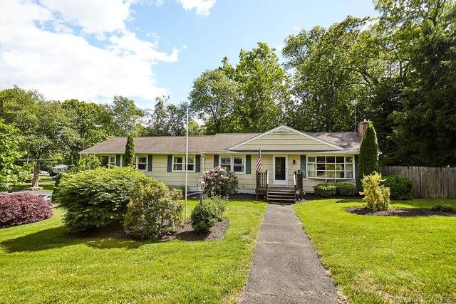 30 Glen Spring Drive, Trumbull, CT 06611 (MLS #170300512) :: The Higgins Group - The CT Home Finder