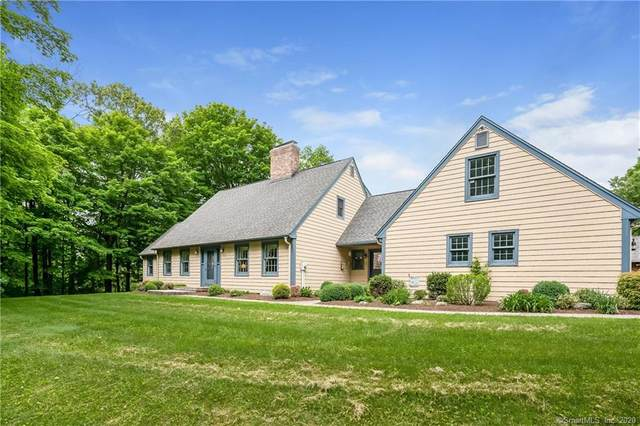 20 Bunker Hill Road, Canton, CT 06019 (MLS #170300518) :: The Higgins Group - The CT Home Finder