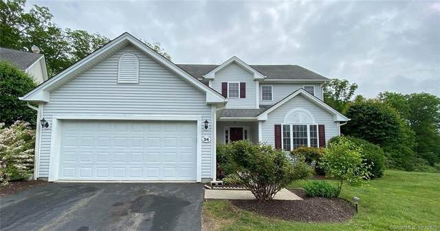 45 Pocono Lane #24, Danbury, CT 06810 (MLS #170300541) :: The Higgins Group - The CT Home Finder