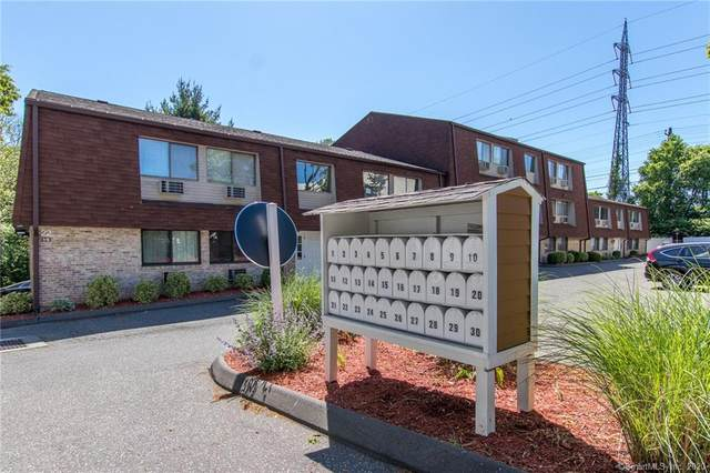 22 Radio Place #6, Stamford, CT 06906 (MLS #170300568) :: The Higgins Group - The CT Home Finder