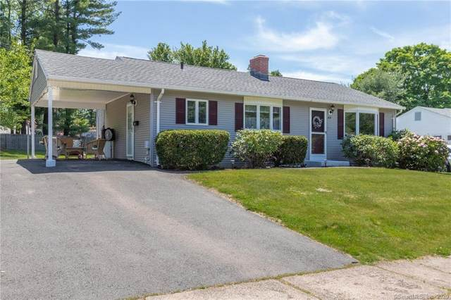 45 Madison Street, East Hartford, CT 06118 (MLS #170300578) :: Hergenrother Realty Group Connecticut