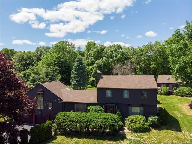 14 Brook Pine Drive, Shelton, CT 06484 (MLS #170300592) :: Michael & Associates Premium Properties   MAPP TEAM
