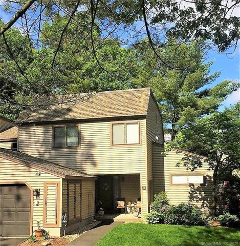 16 Walnut Lane #16, Avon, CT 06001 (MLS #170300698) :: Hergenrother Realty Group Connecticut