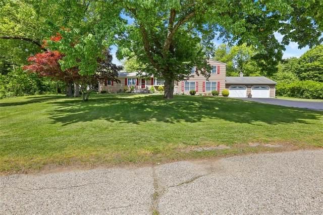 31 Williamsburg Drive, Monroe, CT 06468 (MLS #170300709) :: Mark Boyland Real Estate Team